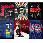 "Brand New Band Logos 79"" x 96"" Super Plush Faux Mink Blanket -in 6 Styles"