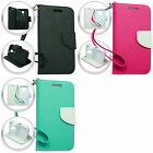 Magnet Flip Stand Cover Case For ZTE Virgin Mobile Assurance Wireless N817 Quest