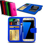 Clip On PU Leather Flip Wallet Book Case Cover For Blackview Omega
