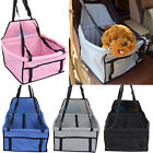 Dog Cat Pet Puppy Safety Car Seat Cover Booster Soft Travel Bag Mat Cage Carrier