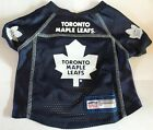 NEW TORONTO MAPLE LEAFS PET DOG PREMIUM JERSEY w/NAME TAG ALL SIZES LICENSED $17.9 USD on eBay
