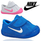 NIKE Toddlers Baby  Infant  Trainer Comfort Velcro Sports Shoes UK 0.5 - 3.5