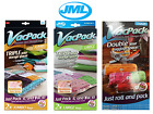 JML VacPack Reusable Space Saving Double Sealed Storage Vacuum Bag Jumbo Travel