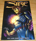 the Sire TPB VF/NM after shock comics J. CALAFIORE COVER after hours press 2008