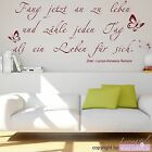 Wall Decal Quotation Lucius Annaeus Seneca - Quote Wall Stickers