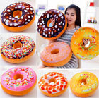 3D Cute Donut Soft Throw Pillow Case Cover Decor Cushion Toy Doll Xmas Gift