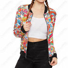 multi coloured jacket