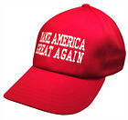 Made in USA Donald Trump Make America Great Again Embroidered Hat