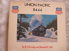 Union Pacific 8444 R.H. Kindig Ronald C. Hill Signed