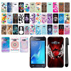 For Samsung Galaxy J1 J100 HARD Protector Back Case Phone Cover + PEN