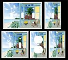 BEACH HOUSE PORCH OCEAN FRONT  LIGHT SWITCH COVER PLATE     U PICK SIZE