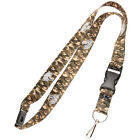 NFL Football Pick Your Team Real CAMO Camouflage Break Away Lanyard Keychain