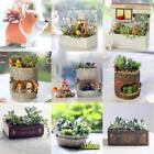 1 x Garden Flower Herb Planter Succulent Pot Fairy Micro Landscape DIY Plant Bed
