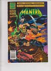 Mantra #8 VF- rare newsstand variant - all new cover - malibu ultraverse 1994