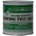 Bird Brand Roofing Felt Adhesive - Several Sizes