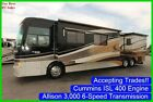 2007 Holiday Rambler Sceptor 40PL Used Class A RV Coach Motorhome Diesel Pusher