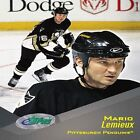 1 - Mario Lemieux 2001 - etopps must have online etopps account to claim card