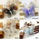 "100 Nylon Butterfly 2.5cm (1"") Wedding Decorations"