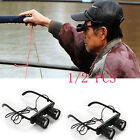 3X Magnification Glasses Style Binoculars Telescope For Fishing + Neck Rope Cord
