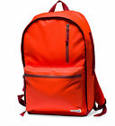 Converse Unisex Shoulder Backpack Bags School Black Mustard Coral Red Yellow New
