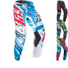 Fly Racing 2017 Kinetic Relapse Youth Motocross Pants Junior MX Enduro Trousers