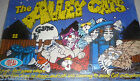 THE ALLEY CATS BOARD GAME SPARE PLAYING PIECES DUSTBIN FISH SKELETON
