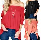 Hot Women Summer Loose Top Short Sleeve Blouse Ladies Casual Tops T-Shirt AS