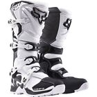 FOX Comp 5 Boot Crossstiefel white
