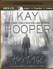 Audio book - Hostage by Kay Hooper   -   MP3-CD