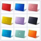 "Rubberized Matte Translucent Case Protective Skin for MacBook White 13"" A1342"