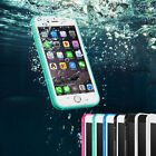 New Shockproof Waterproof TPU Phone Case Cover For iPhone 5/6/6 Plus Samsung S7
