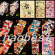 Bling Clear Crystal Diamonds Soft Gel TPU Back Phone shell Case Cover Skin HA-20