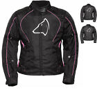 Agrius Gemini Ladies Waterproof Motorcycle Jacket Womens Girls Motorbike Bike
