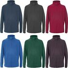Mens Trespass Strength Fleece Full Zip Jacket