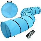 New Agility Training Tunnel Pet Open Equipment Dog Outdoor Obedience Exercise
