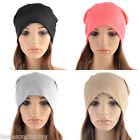 FL Womens Mens Unisex Knitted Knit Winter Warm Ski Crochet Slouch Hat Cap Bean
