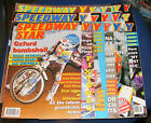SPEEDWAY STAR MAGAZINE VARIOUS ISSUES 1993