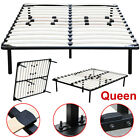 Bedroom Metal Platform Bed Frame Twin Full Queen King Size Mattress Foundation