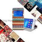 For Huawei Ascend G620S Honor 4 play G621 PU leather Window Flip Cover Case
