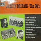 "Various Jazz(2x12"" Vinyl LP)Jazz In Britain The 20's-Parlophone-PMC 707-VG+/Ex"