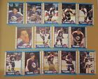 1989-90 OPC WINNIPEG JETS Select from LIST NHL HOCKEY CARDS O-PEE-CHEE