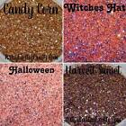 Halloween Nail Art Glitter Mix Mixes ~ RAW ~ 1 tsp 3 grams ~ Acrylic & SOG