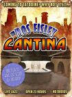The Mos Eisley Cantina Tin Sign 30.5x40.7cm