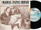"The Mamas & The Papas Monday Monday (16864) 7"" EP 1980 MCA Records MCA 601"