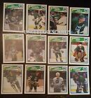 1988-89 OPC HARTFORD WHALERS Select from LIST NHL HOCKEY CARDS O-PEE-CHEE