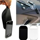 Car Grip Pad Non Slip Sticky Mat Anti Slide Dash Cell Phone Holder Black Clear