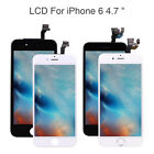"For iPhone 6 4.7"" LCD Touch Glass Screen Digitizer Assembly+Frame Black & White"