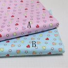50cm*160CM lovely heart 100%cotton fabric Quilting Quilt Bedding Sewing DIY