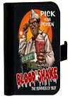 BLOOD SHAKE SAMSUNG GALAXY iPHONE CELL PHONE CASE LEATHER COVER WALLET