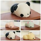Novelty 1Pc Cute Adorable Float Squeeze Sound Baby Bath Play Animals Toys Gift